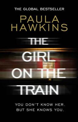 Paula Hawkins - The Girl on the Train book