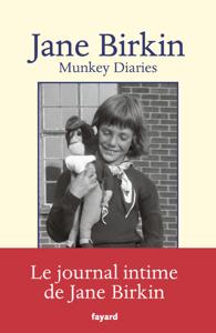 Munkey Diaries (1957-1982) La couverture du livre martien