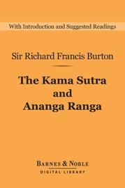 The Kama Sutra And Ananga Ranga Barnes Noble Digital Library