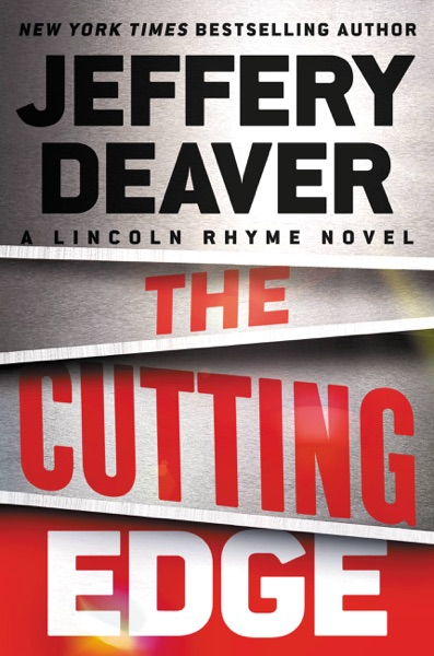 The Cutting Edge - Jeffery Deaver book cover