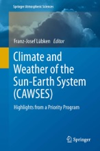 Climate and Weather of the Sun-Earth System (CAWSES)