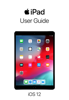 Apple Inc. - iPad User Guide for iOS 12 artwork