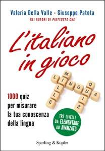 L'italiano in gioco Book Cover