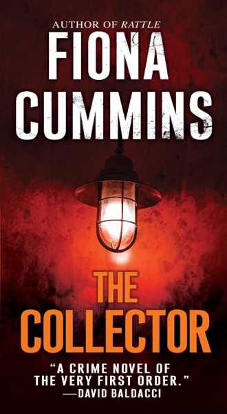The Collector - Fiona Cummins book cover
