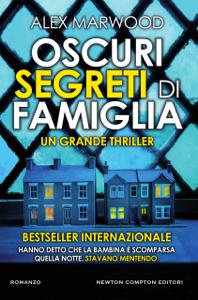 Oscuri segreti di famiglia Libro Cover