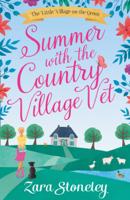 Zara Stoneley - Summer with the Country Village Vet artwork