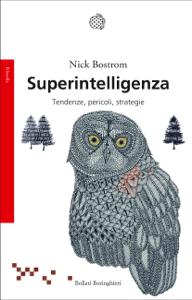 Superintelligenza Copertina del libro