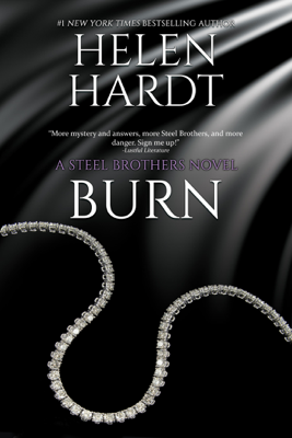 Burn - Helen Hardt book