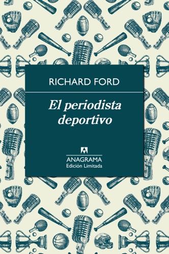 Isabel Nuñez & Richard Ford - El periodista deportivo