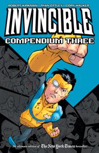 Invincible Compendium Vol. 3 Book Cover