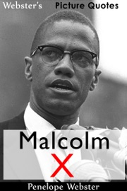WEBSTERS MALCOLM X PICTURE QUOTES