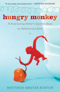Hungry Monkey Book Cover