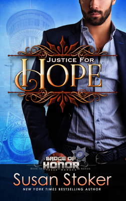 Susan Stoker - Justice for Hope book