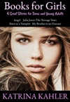 Books For Girls  4 Great Stories For Teens And Young Adults