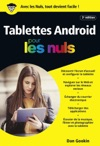 Tablettes Android Dition Android 7 Nougat Pour Les Nuls