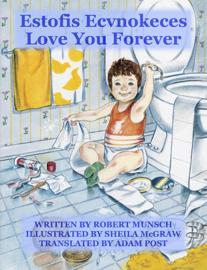 Love You Forever - Estofis Ecvnokares book