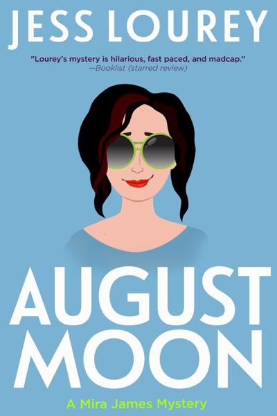 August Moon - Jess Lourey book cover