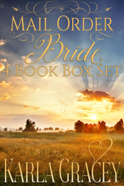 Mail Order Bride 4 Book Box Set book