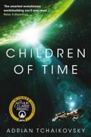 Adrian Tchaikovsky - Children of Time artwork