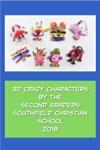 3D Crazy Characters 2018