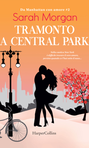 Tramonto a Central Park Book Cover