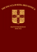 1911 Encyclopedia Britannica