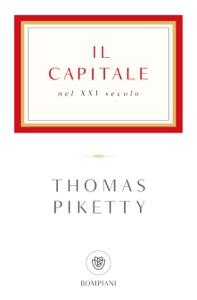 Il capitale nel XXI secolo (Vintage) Book Cover