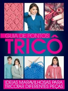 Guia de Pontos Tricô 06 Book Cover