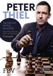 Peter Thiel Libro Cover