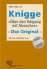 Über den Umgang mit Menschen - Adolph Freiherr von Knigge