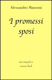 I promessi sposi di Alessandro Manzoni in ebook