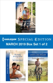 Harlequin Special Edition March 2019 Box Set 1 Of 2