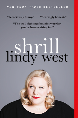 Shrill - Lindy West book