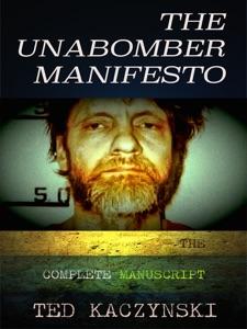 The Unabomber Manifesto Book Cover