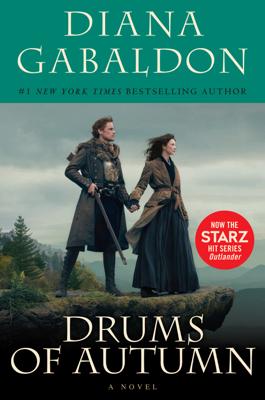 Drums of Autumn - Diana Gabaldon book