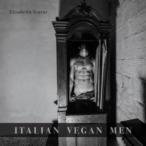 italian vegan men Book Cover