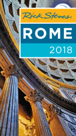 Rick Steves Rome 2018 book