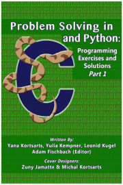 Problem Solving in C and Python: Programming Exercises and Solutions, Part 1