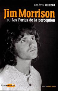 Jim Morrison ou Les Portes de la perception La couverture du livre martien