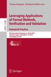 Leveraging Applications Of Formal Methods Verification And Validation Industrial Practice
