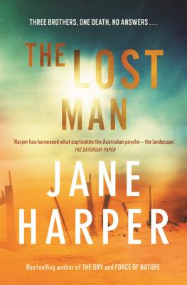 Jane Harper - The Lost Man book