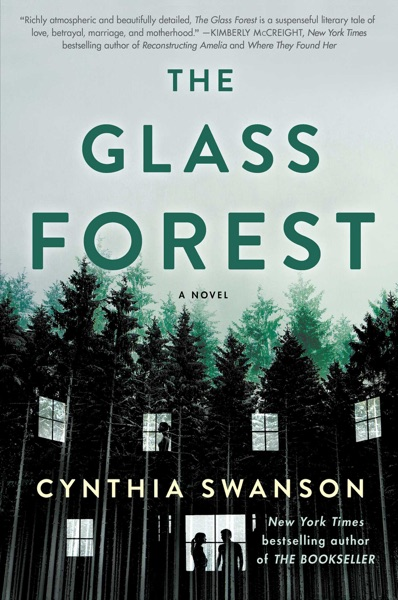 The Glass Forest - Cynthia Swanson book cover