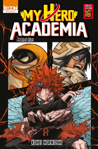 My Hero Academia T16 PDF Download