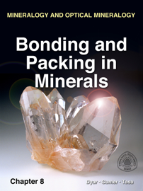 Bonding and Packing in Minerals