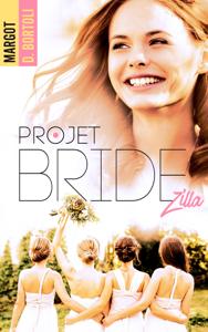 Projet Bridezilla La couverture du livre martien