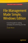File Management Made Simple Windows Edition