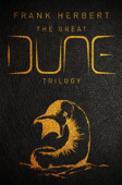The Great Dune Trilogy Book Cover