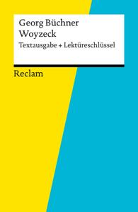 Textausgabe + Lektüreschlüssel. Georg Büchner: Woyzeck Buch-Cover