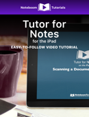 Tutor for Notes for the iPad Book Cover