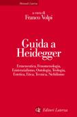 Guida a Heidegger Book Cover